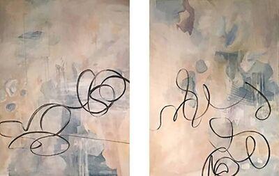 Maggie G. Moran, 'Ode 1&2', 2017