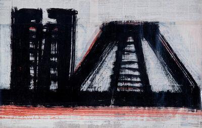 Jose Tannuri, 'Urbânico - Paisagem RJ | NY | SP ', 2013