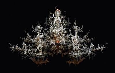 Kris Kuksi, 'Maneuvering Tranquility', 2017