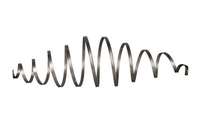 Tom Dixon, 'A steel spiral from a Tom Dixon Spiral table lamp', c.early 1990's