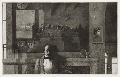 Peter Milton, 'Daylilies (Johnson/Milton 96)', 1975