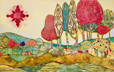 Kathy Daywalt, 'Color My World'