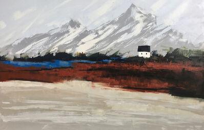 Sandra Pratt, 'Rocky Mountains', 2018