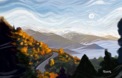 Oscar Olivares, 'Andean Mountains', 2016