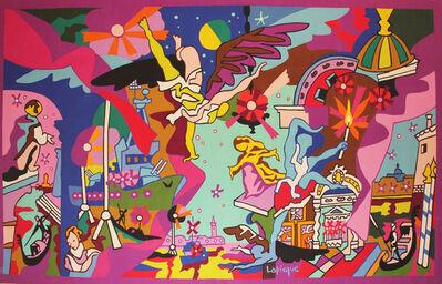 "Charles LaPicque, '""Nuit Venitienne""', ca. 1970"