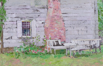 Henry Prellwitz, 'High House East Yard'