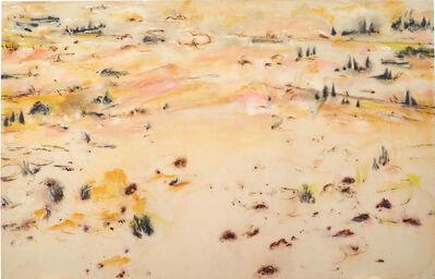 Hanibal Srouji, 'Desert colors', 2018