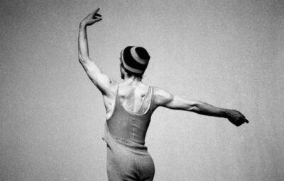 Silvia Lelli e Roberto Masotti, 'Rudolf Nureyev, rehearsal, New York', 1981