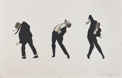 Robert Longo, 'Men In The Cities (I)', 1990