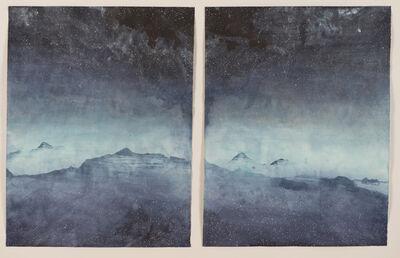 Danielle Rante, 'Elemental (mountain sky)', 2017
