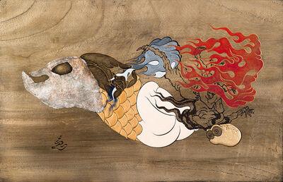 Nagai Megumi, 'Deep Sea Fish C', 2013