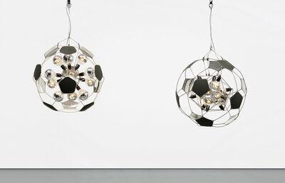 Olafur Eliasson, 'Football Lamps', 2005