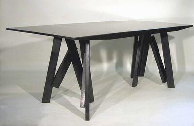 """Stéphane Ducatteau, 'Table """"BARRES""""', 2009"""