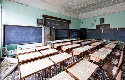 Eric Holubow, 'Study Hall'