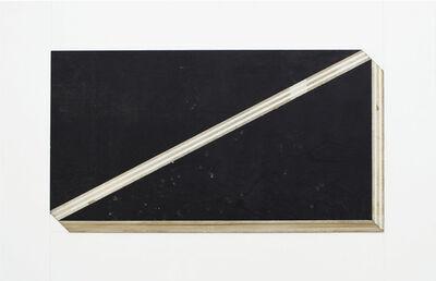Michael Zelehoski, 'Stack (Black) 4', 2015