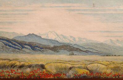 Théo Schmied, 'Sud-Marocain, Grand-Atlas, Anti-Atlas, 1936'