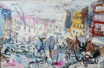 Jemal Kukhalashvili, 'Snow of Feelings', 2010