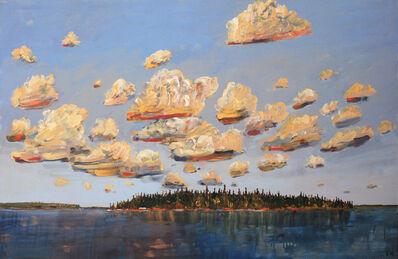 Gregory Hardy, 'Bright Day, Bailey's Island', 2018