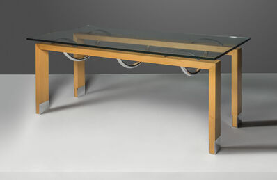 Jasper Morrison, 'A 'Ribbed' dining table', 1987