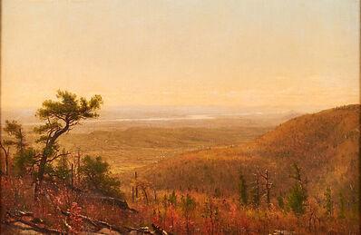 Worthington Whittredge, 'Untitled (Landscape)'