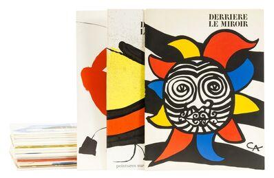 Various Artists, 'Derrière le Miroir (22 volumes)', 1963-77
