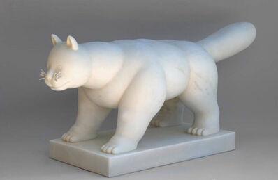 Fernando Botero, 'Cat', 2010