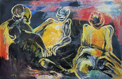 Tang Dixin 唐狄鑫, 'Five People', 2108