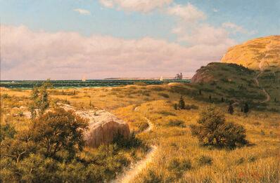 Joseph McGurl, 'Yachts off the Vineyard'