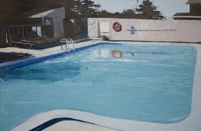Jennifer Beedon Snow, '70s Pool Club', 2015