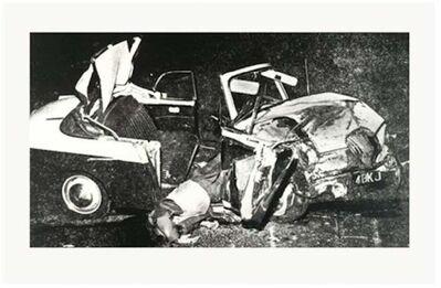 Andy Warhol, 'Car Crash ', 1978-1979