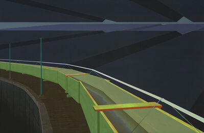 Eric Green, 'Channel', 1984