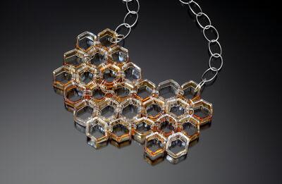 Kait Rhoads, 'Comb Necklace '