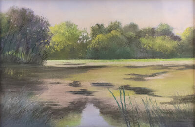 Judy Reynolds, 'Old Pond Chatham', 2018