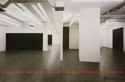 Richard Serra, 'Tekeningen', 1990