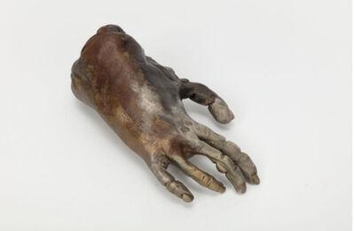 Francis Upritchard, 'Clayark Hand I', 2018