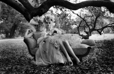 David Leslie Anthony, 'Courtship of Antoinette I', 1992