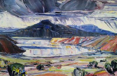 Robert Reynolds, 'Purple Rain', 2018
