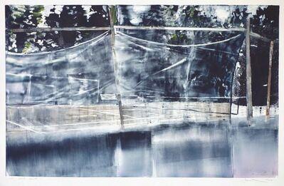 Joel Janowitz, 'Island Court a/c', 2014