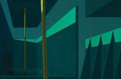 Eric Green, 'Sanctum', 1982
