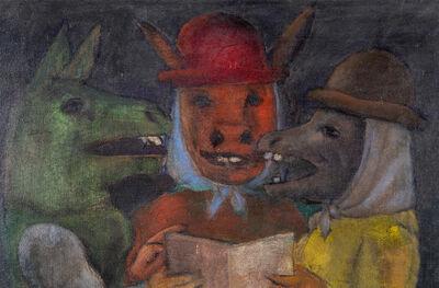 """Luis Alberto Solari, '""""Cantores que cantan bien""""', 1969"""