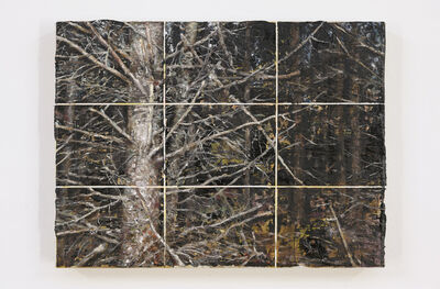 Jeppe Lauge, 'Composition I', 2019