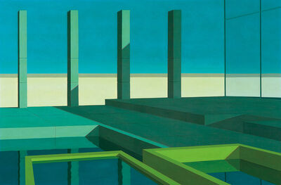 Eric Green, 'Tetrad', 1983