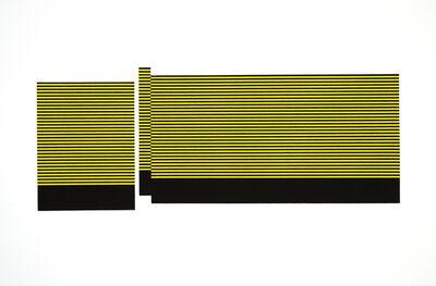 Matthew Kluber, 'Field/Terrace (Yellow)', 2016