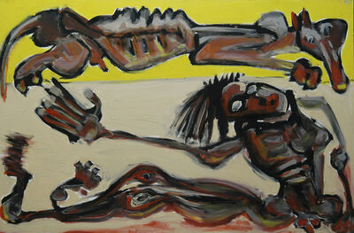 Patrick Altes, 'The Underdog', 2004