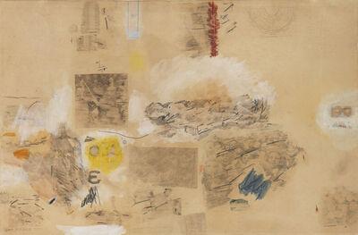 Robert Rauschenberg, 'A-Muse', 1958