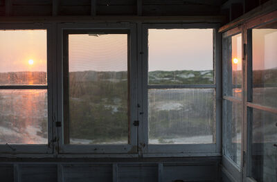 Jane Paradise, 'Double Sun Ray Wells Provincetown', 2015