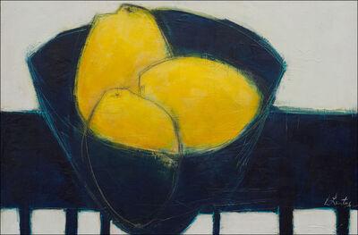 Danielle Lanteigne, 'Citrons sur table', 2017