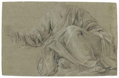 Venetian School, 'Five sheets of figure studies'