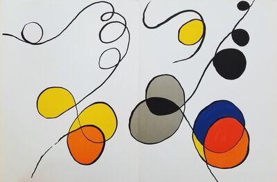 Alexander Calder, 'Derrière le Miroir No. 173 (Abstract IV)', 1968