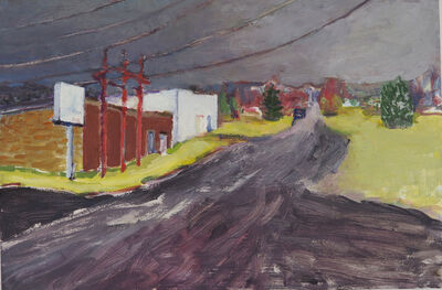 Christopher Lowry Johnson, 'Waiting for the Storn (Eastern Ohio)', 2017